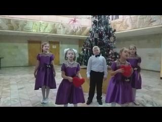 """Итоговый концерт детско вокальной группы """"СМАЙЛ"""""""