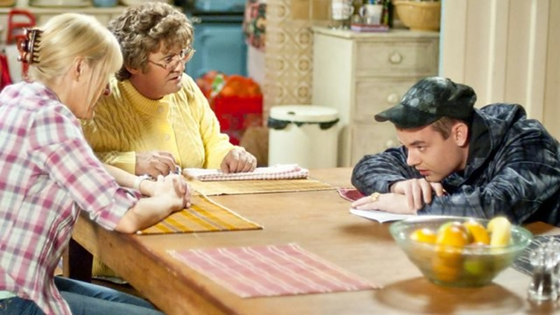 S01E05 Мальчики миссис Браун Mrs Brown's Boys 2011