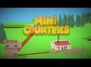 Создайте сеть транспортировки ресурсов в игре Mini Countries!
