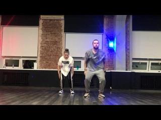 """Boris Ryabinin choreography   """"I'm ."""" by MC Lan & Desiigner"""