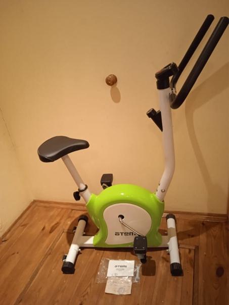 Продам новый велотренажёр механический АС-100 за н...