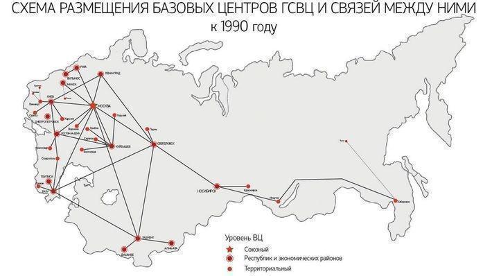 Как в Советском Союзе едва не создали свой интернет
