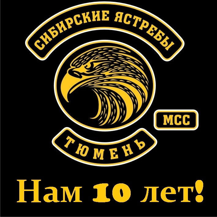 Афиша Тюмень Сибирским ястребам 10 лет