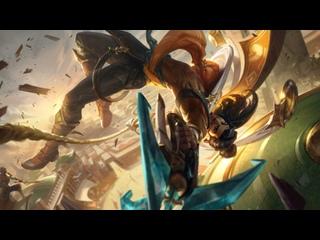 Рандом - Стрим 42 ( League of Legends ) RU