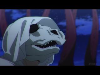 Удар Крови IV / Strike the Blood: OVA-IV - 4 сезон 4 серия (Озвучка) [AniDub]