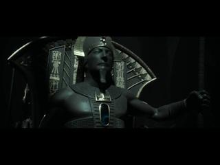 BLUE AFFAIR  SACHA DITH feat. CARLPRIT - Я ОДНА (  remix ) (Theme Gods of Egypt)