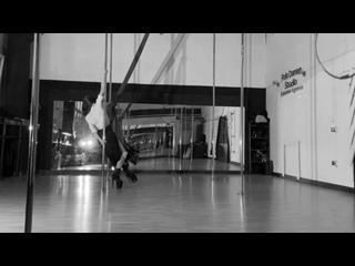 Заднепрянская Настя с хореографией с группового занятия