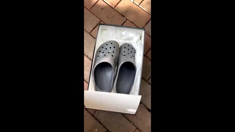 Новая обувка hallzerk