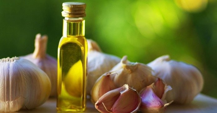 Чесночное масло. Рецепт для сосудов | ВКонтакте