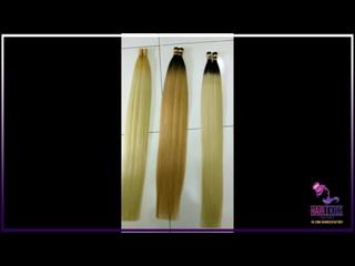 Hair Kiss Factory. Натуральные волосы для наращивания опт