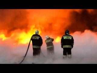 Крупный пожар на складе с ГСМ ликвидировали в Улан-Удэ