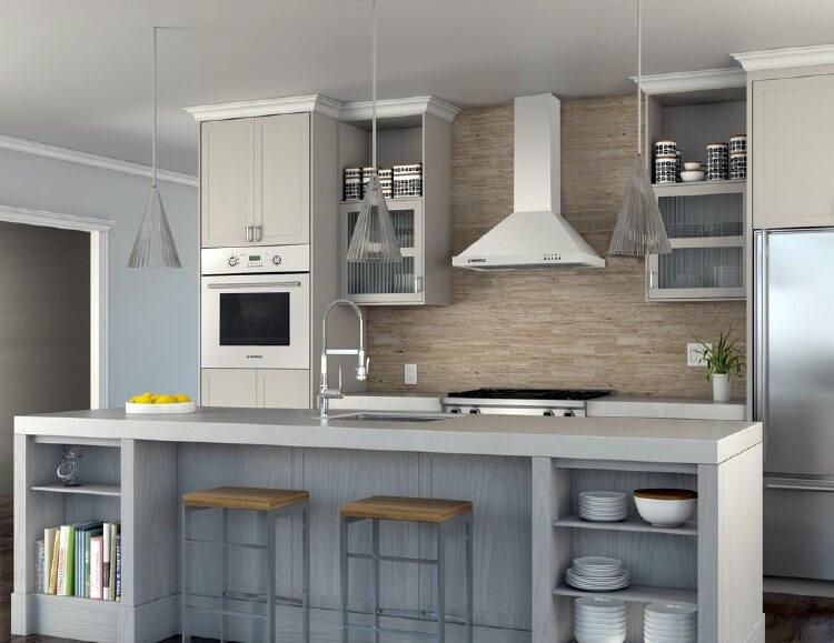 О выборе и монтаже кухонных вытяжек, изображение №3