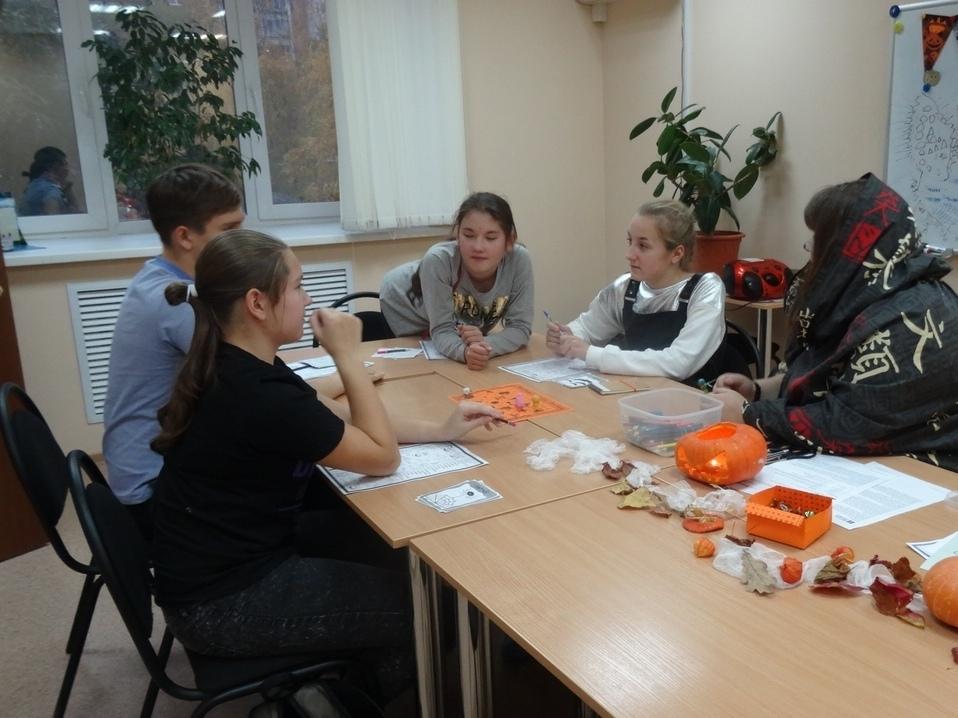 Афиша Разговорный клуб английского для подростков