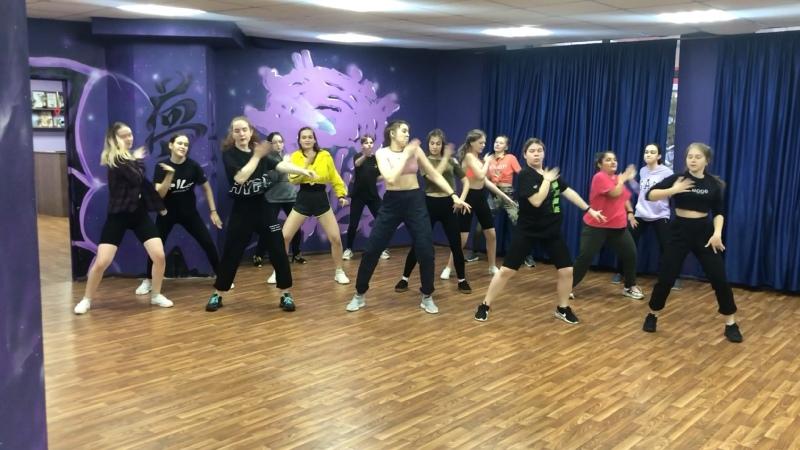 FAMILY DANCE - Драконы | Dancehall | Танцы Оренбург