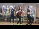 Девчонка со двора. ХАБИБКА. Танцуем- Ирина Звягина, Наталья Кузнецова и Арина Кузнецова. Весёлые танцы -Хабибка, мы тебя любим