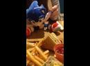 Ебать синий гомо ёж пиздит моего аппетитного папочку