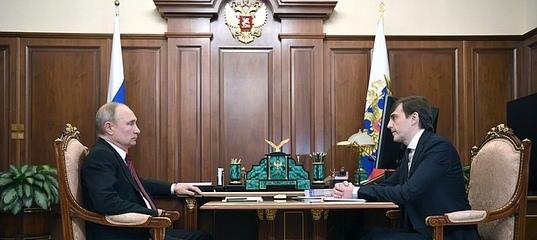 Встреча с Министром просвещения Сергеем Кравцовым