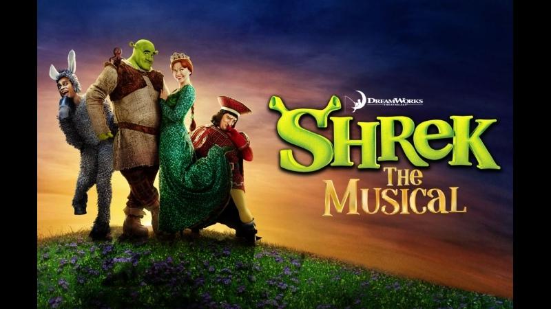 Shrek the Musical 2013 Саттон Фостер Брайан Д'арси