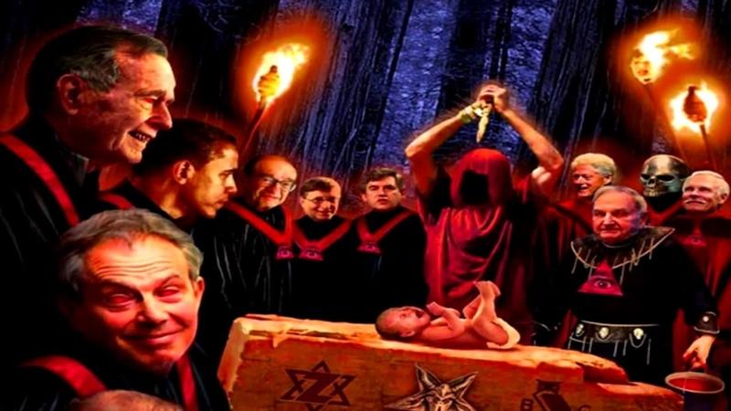 Спрут Ватикан лгбт адренохром мировая элита новый мировой порядок сатанизм Галина Царёва