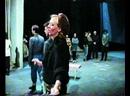 репетиция оперетты Баядера1994 год