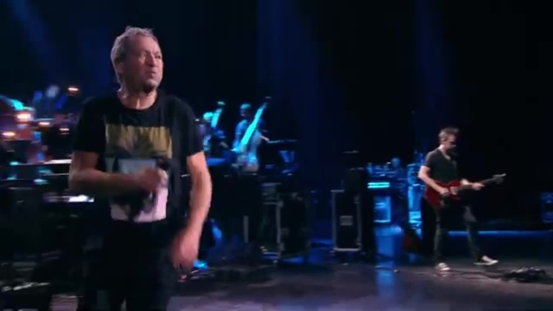 Ian Gillan with the Don Airey Band and Orchestra Anya Perfect Strangers