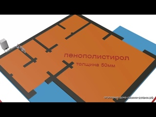 Схема отопления двухэтажного дома - stroimdomr Сделал сам