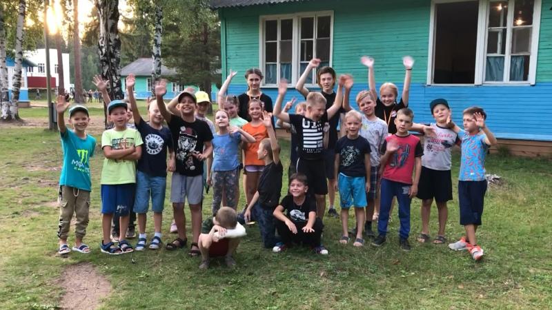 Видео от Детский Лагерь ГРОЗА Пермь