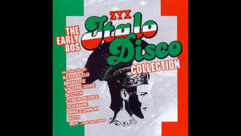ZYX Italo Disco Collection - The Early 80s
