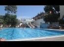 Возле бассейна 27 сентября 2015 г. Отель Selcukhan Турция