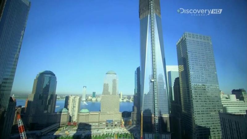 Невероятный небоскреб 1 серия HD 720p