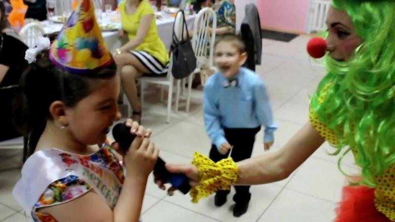 ВИДЕО ОТЗЫВ от детей Ведущая Ольга Леонова Тавда
