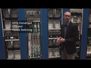 #OFC2015 – NCS 4000 сближенное мультишасси DWDM, OTN и транспортная система POTS