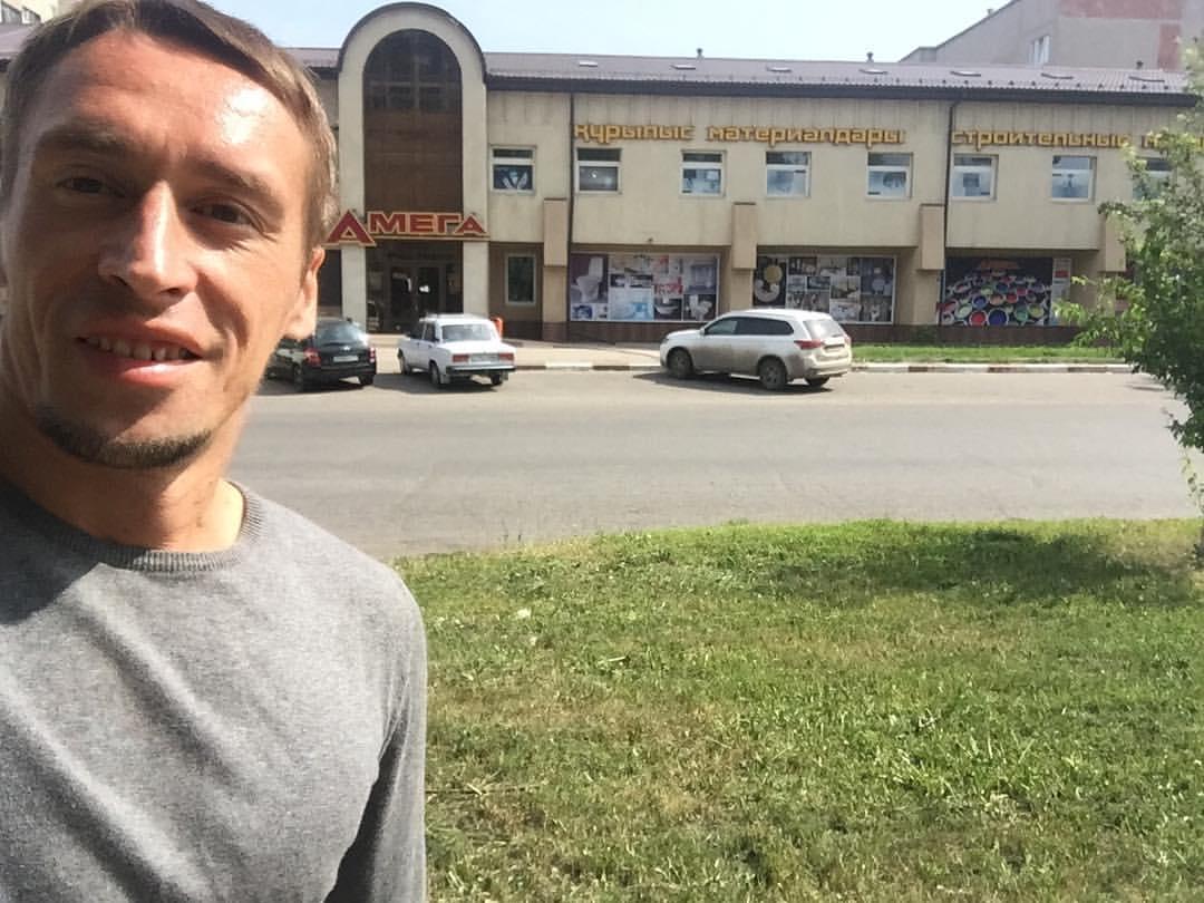 Влад Сабиров