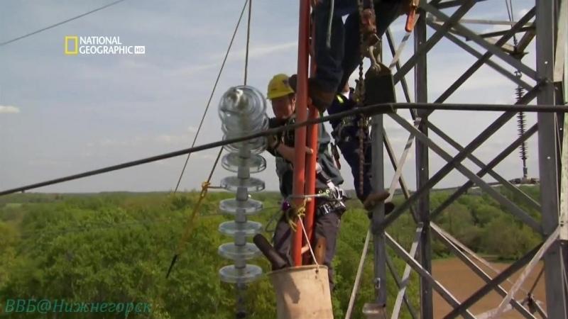 Труднейший в мире ремонт Высокое напряжение Документальный 2008