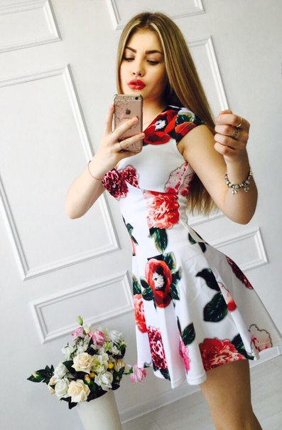 Алина Тамышева, Харьков, Украина