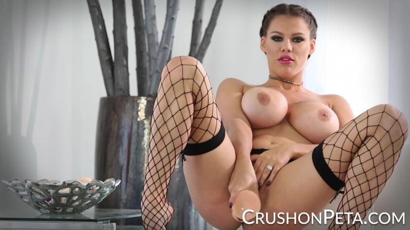 Peta Jensen HD 1080, Brunette, Big Tits, Sex Toys, Solo, Masturbation, Porn