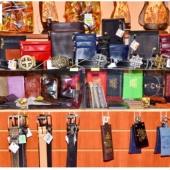 кожаные изделия с православной символикой