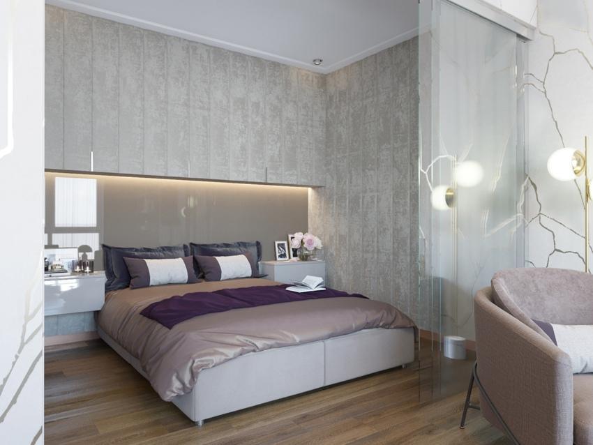 Дизайн-проект квартиры 43 м.