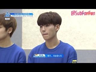 Produce 101 Season 2 170428 Episode 4 English Subtitles