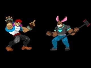 CPS2 Originals - Event: Mr. Djy vs Rat Bills