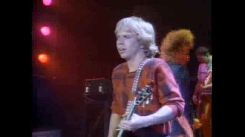 STYX Cought in the Act Live More