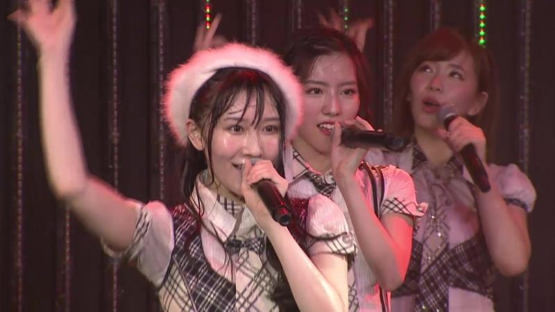 171203 NMB48 BII4 Renai Kinshi Jourei Josei no Okyakusama Gentei Kouen