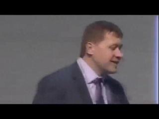 'Худшая евангелизация' - фрагмент проповеди Дениса Подорожного.wmv