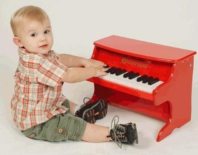 Ожившая сказка с детскими музыкальными инструментами., изображение №2