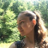 Фотография страницы Екатерины Бурнышевой ВКонтакте