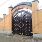 Ворота №001