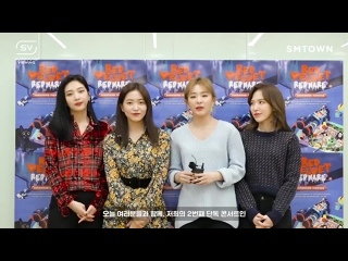 190103 Red Velvet 2nd Concert REDMARE Surround Viewing Preview