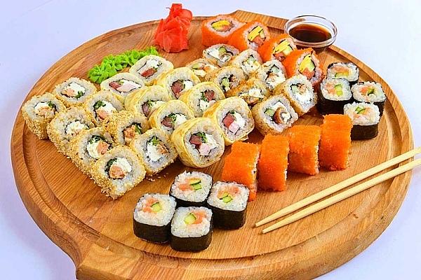 Почему суши стали так популярны в России?