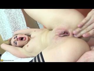 Afina Kisser, Anal Milf Slut Russian. Mature Hardcore