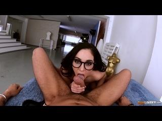 [] Ginebra Bellucci - Professional Obscene Vixen [All Sex, Blowjob, POV, Facial, 1080p]